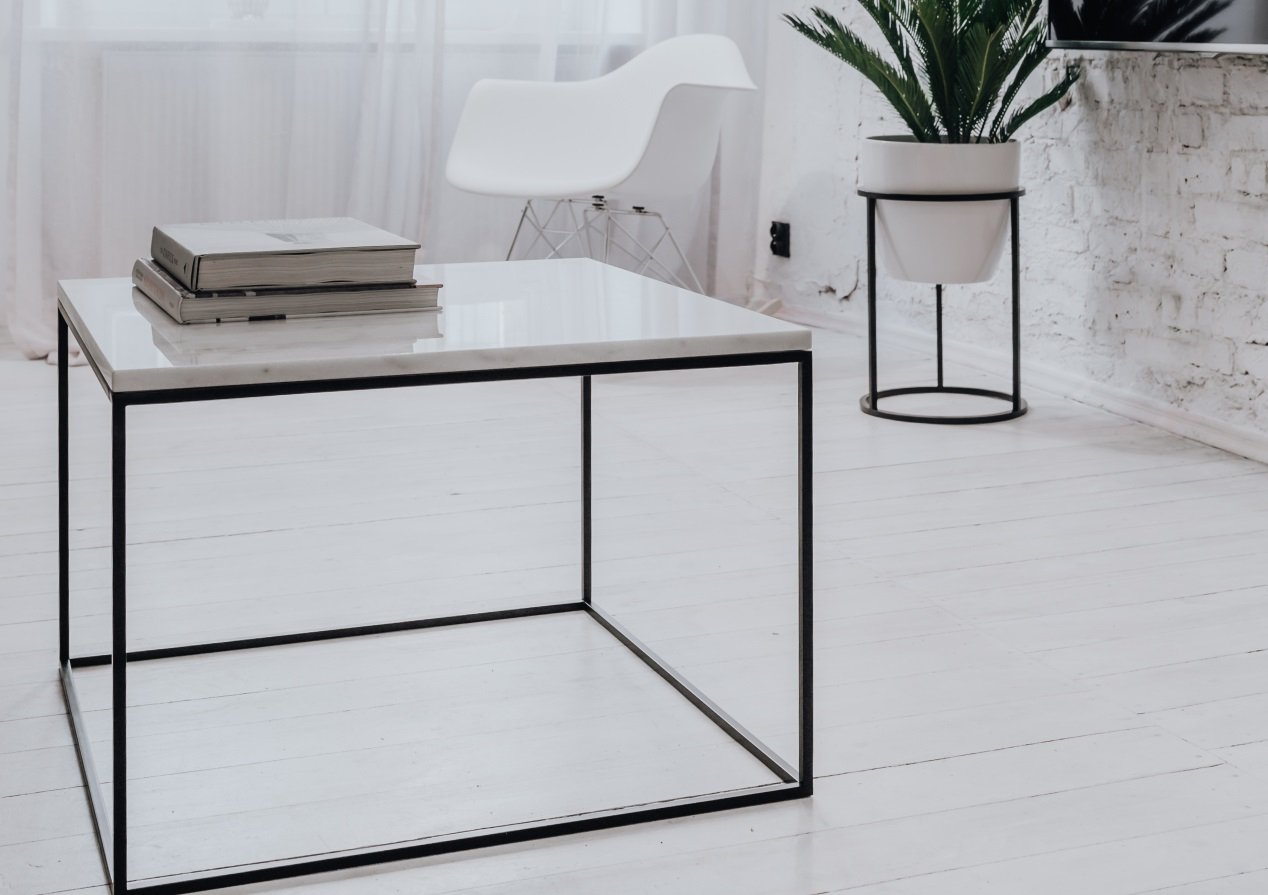 17 Modern Minimalist Coffee Tables That Work With Any Room Styles