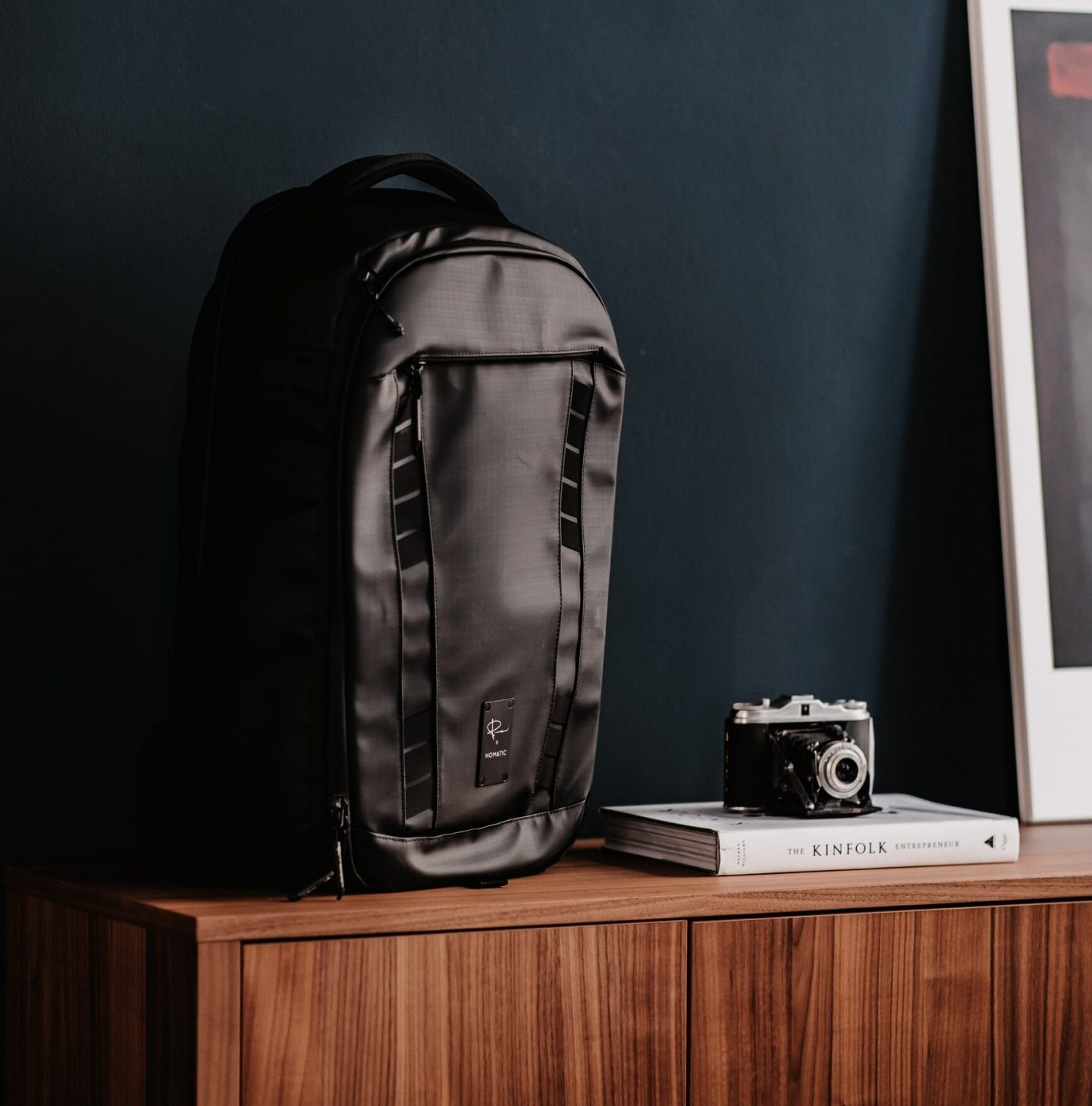 Minimalist School Backpack