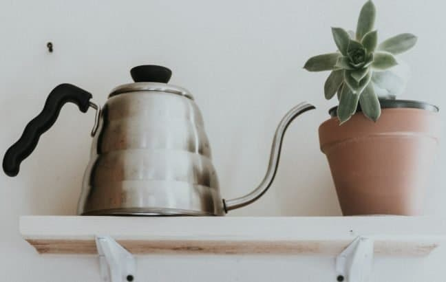 Minimalist Tea Kettle