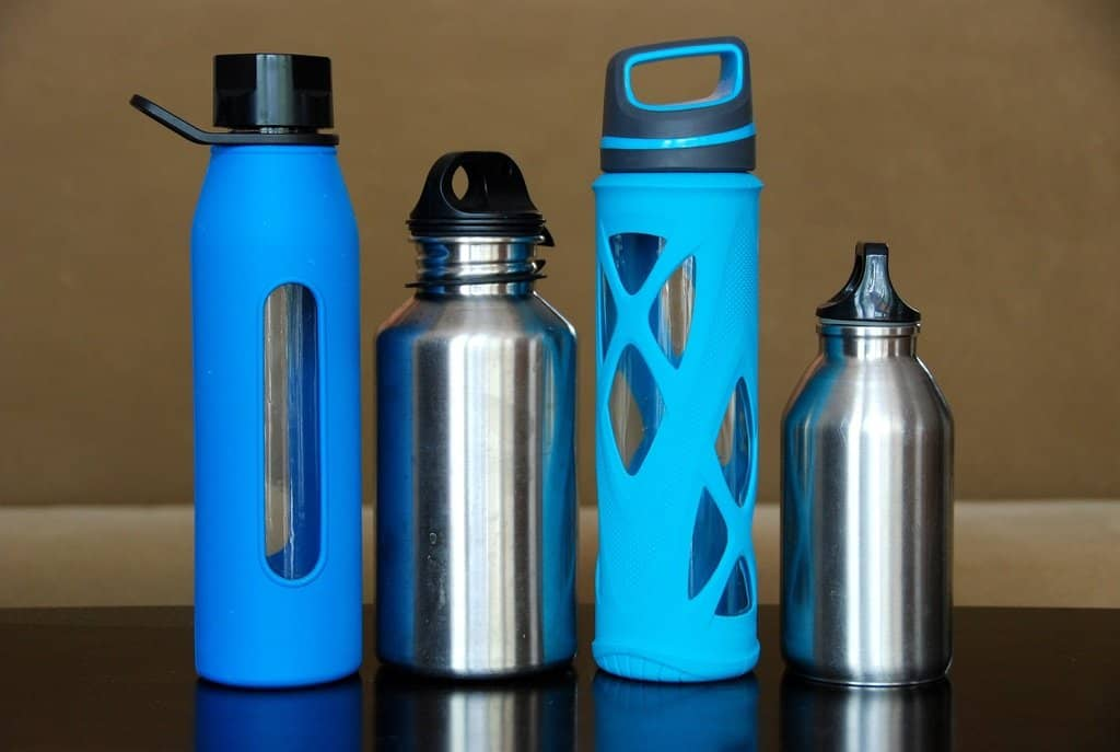 Minimalist Water Bottles