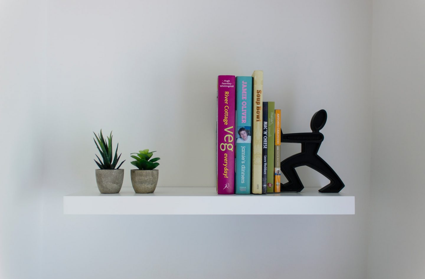 Minimalist Wall Shelves
